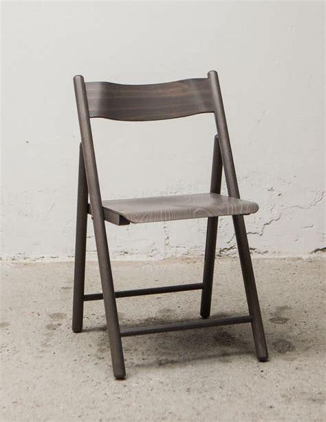 sedie leggere leggera sedia pieghevole in legno di faggio idfdesign