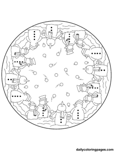 mandala ornaments coloring pages free embroidery designs