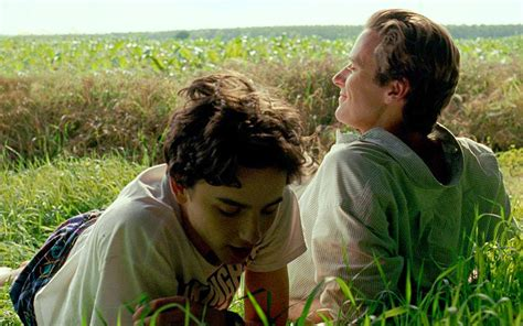 call me by your name out soon call me by your name and the dirt