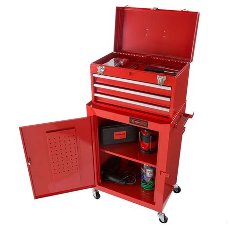 tool box storage cabinet husky 52 in 18 drawer tool chest and rolling tool cabinet