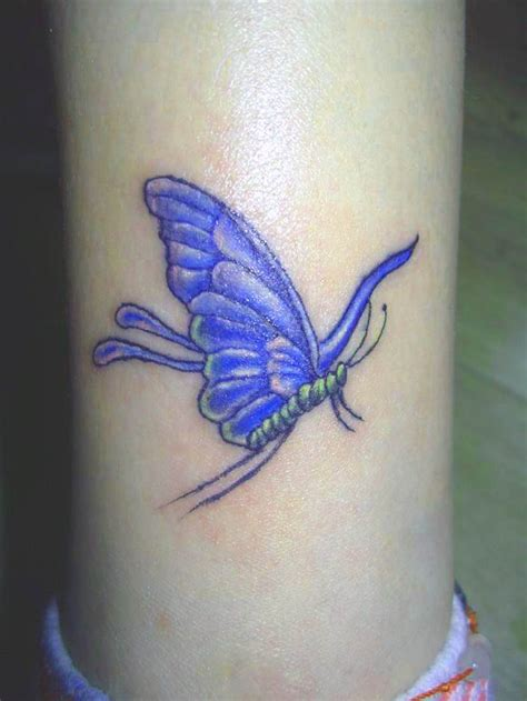 aj burnett tattoos meanings butterfly 3d