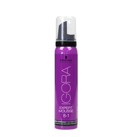 igora color schwarzkopf igora color gloss mousse 8 1 amr