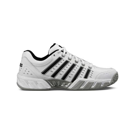 k swiss bigshot light ltr leather mens tennis shoe