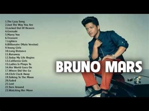 free download mp3 bruno mars full album bruno mars greatest hits