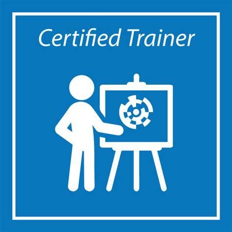 certified trainer certified trainer