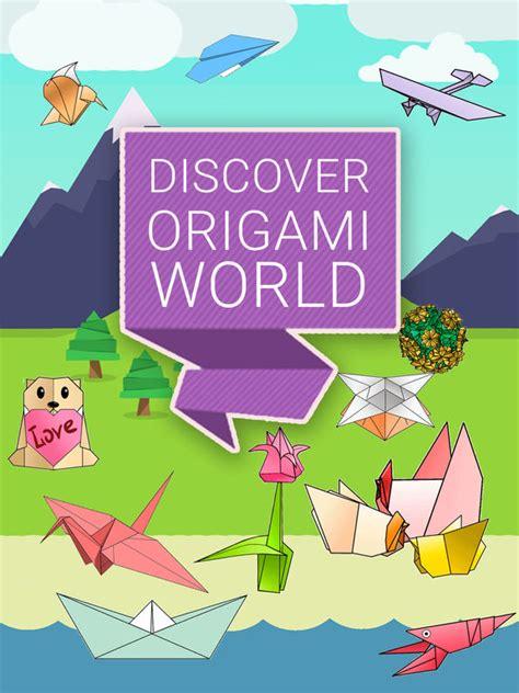Best Origami App - origami 3d explore new magic paper creations screenshot