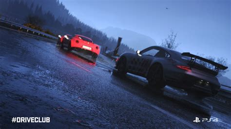 driveclub ps4 free driveclub ps4 edition still needs a lot of work sony