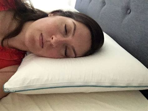 Back Sleeper Pillow Reviews by Iso Cool Traditional Shaped Foam Pillow Review