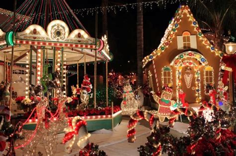so calif christmas lights the 10 best light displays in southern california in 2016