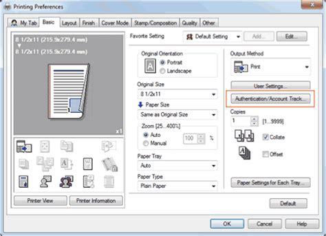 printing   single sign  environment  active directory