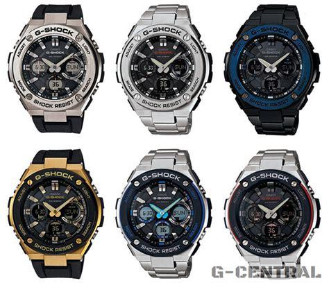 G Shock Gst S110 g shock g steel gst s100 and gst s110 all models g