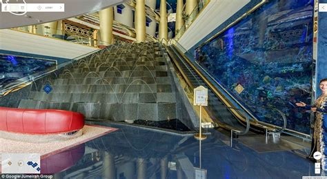 burj al arab inside burj al arab allows guests to tour its opulent rooms with