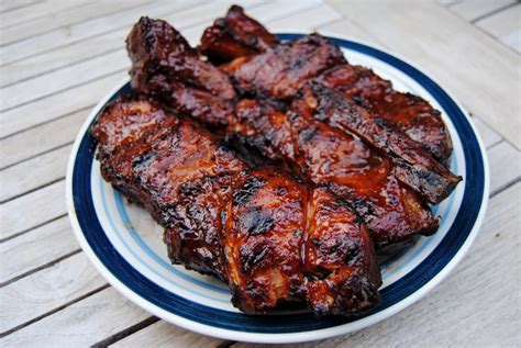 bbq country style ribs grilled barbecue country style pork ribs diana dishes