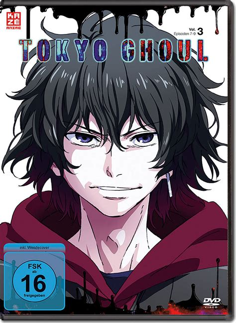 re vol 3 books tokyo ghoul vol 3 anime dvd world of