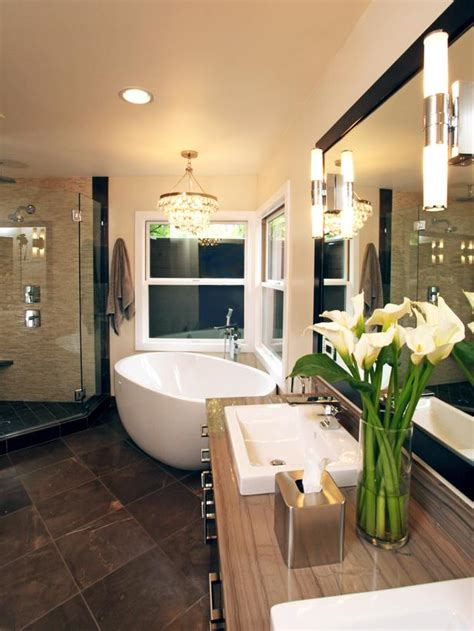free hgtv home design remodeling suite neutral transitional bathroom hgtv