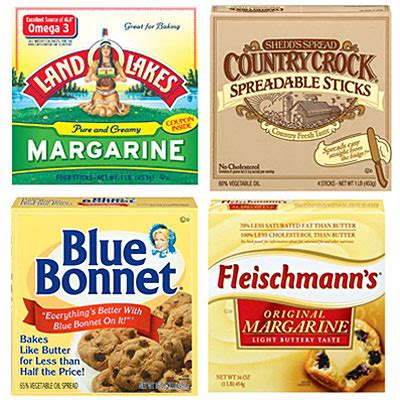 Stik Cholesterol worst margarine sticks with trans butter or