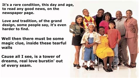 theme to family matters jesse frederick as days go by lyrics family matters