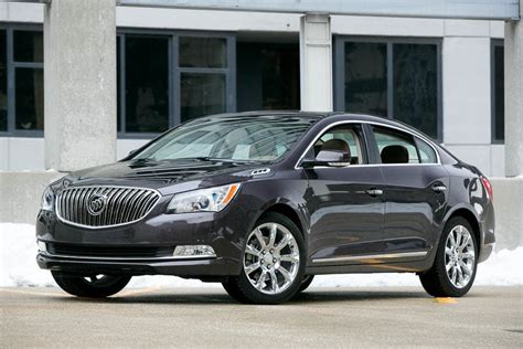 2014 buick cars 2014 buick lacrosse our review cars