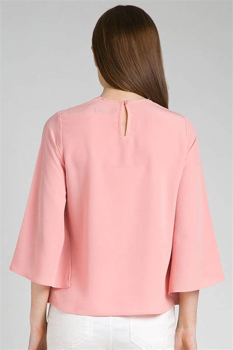 Blouse Batik Lengan Trumpet Vs10 sell farisa top blouse berrybenka