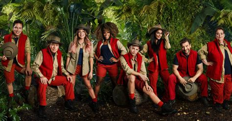 celebrity jungle live i m a celebrity 2018 who is the highest paid cmate on