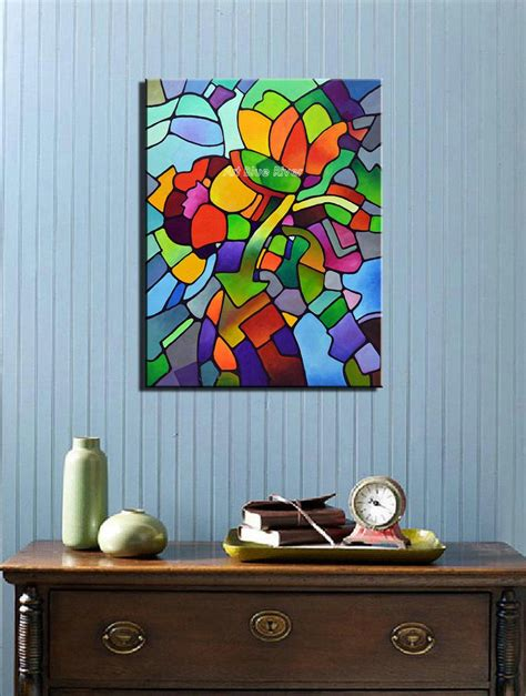 famous wall paintings 2017 famous artist modern acrylic picture abstract
