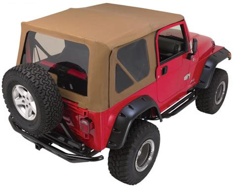 Jeep Wrangler Soft Top Reviews Need Reviews On Aftermarket Soft Tops
