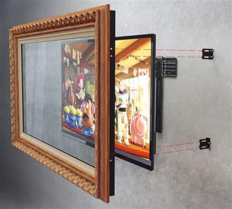 Fernseher An Die Wand by Flachbildfernseher An Die Wand H 228 Ngen Und Rahmen Lassen