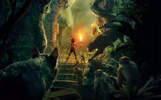 The jungle book 2016 wallpapers hd wallpapers