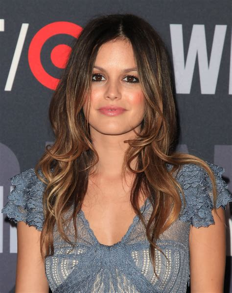 rachel thinning hair rachel bilson in target william rast celebrate the