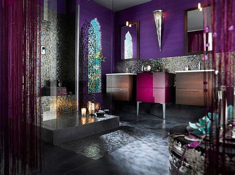 red and purple bathroom 23 amazing purple bathroom ideas photos inspirations
