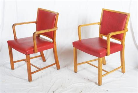 Hospital Armchairs by Morgens Koch Oak Armchairs For S 248 Nderborg Hospital For