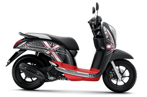 Honda Scoopy Fi Tahun 2015 Lengkap honda scoopy fi thailand terbaru motor matic honda club