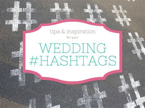 We'll be your free wedding hashtag generator. #Go
