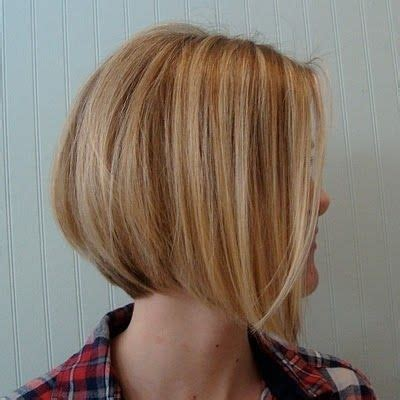 side view short modified stacked hairstyle 25 best ideas about medium stacked bobs on pinterest
