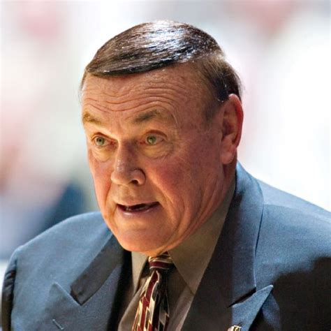 new combover former purdue coach gene keady talks about his famous comb