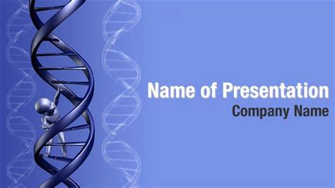 Baby Dna Powerpoint Templates Baby Dna Powerpoint Dna Powerpoint Template