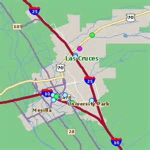 New Mexico Casinos Map by Las Cruces Nm Hotel Rates Comparison Amp Reservations Guide Map