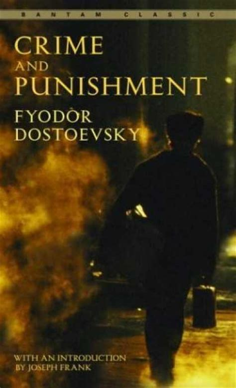 crimes and books crime and by fyodor dostoevsky yippiie