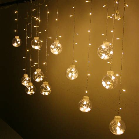 5pcs lot 120 led 12 ball led christmas string light l