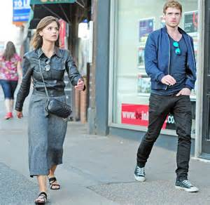 What Is A Dormer On A House Jenna Coleman Spotted Hand In Hand With On Off Boyfriend