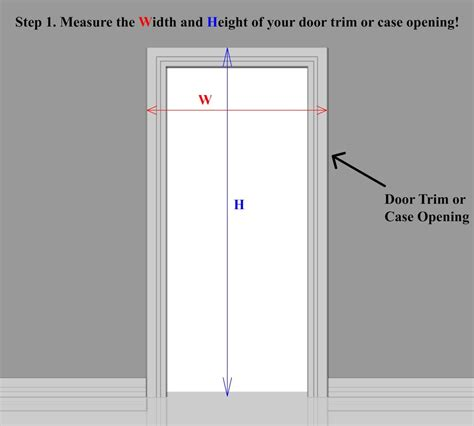 Barn Door Dimensions Get Your Dimensions Accent