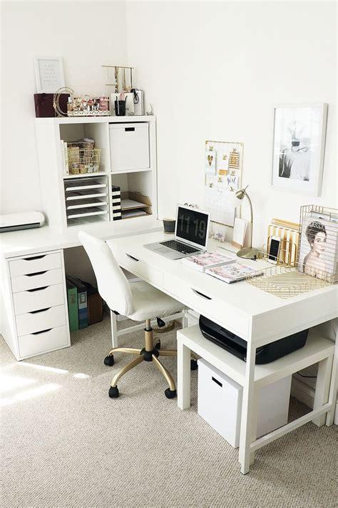 Ikea Study Desks by Best 25 Ikea Desk Ideas On Desks Ikea Study