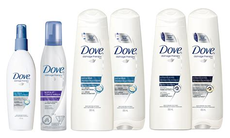 Sho Dove Hair Therapy free dove hair care 500