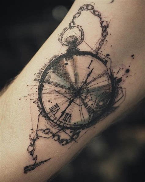tattoo pocket watch designs 25 best ideas about pocket tattoos on