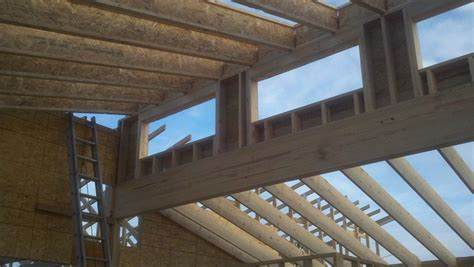 Clearstory Windows Plans Decor New Lizer Homestead Trusses And Interior Framing Going