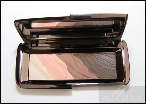 Eye Shadow Hourglass hourglass atmosphere modernist eyeshadow palette review photos swatches allura