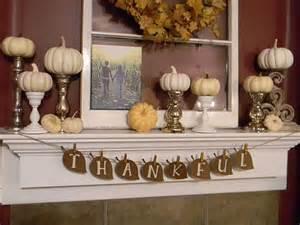 fall thanksgiving home decor diy day gift decorations homescorner
