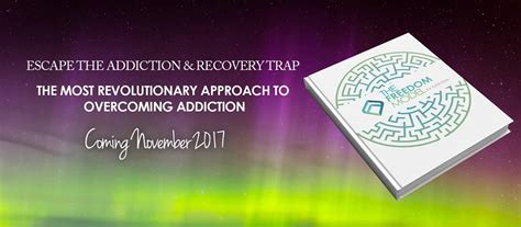 the freedom model for addictions escape the treatment and recovery trap books the freedom model