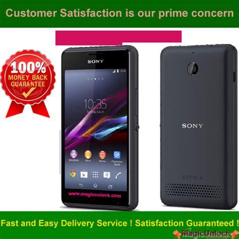 Quality Softcase Sony Experia E1 D2005 sony ericsson xperia d2005 sim network unlock pin network unlock code