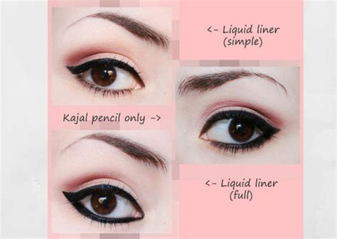 Makeover Liquid Eyeliner Black how to apply eyeliner lifestylica